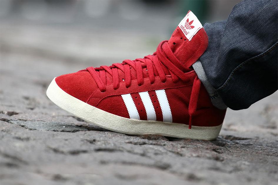 adidas original profi rouge