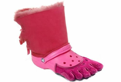 chaussure nike moche