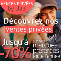 Bons plans U23
