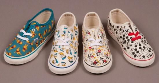 chaussure vans avec dessin