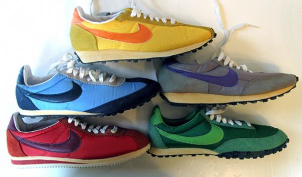 Les baskets cultes des années 90 ! – Chaussures Collector