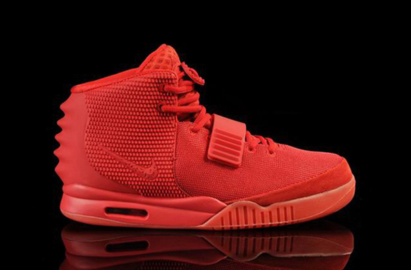 Nike Air Yeezy II