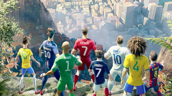 The Last Game: Le film d'animation de Nike