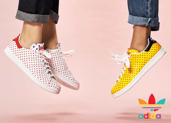 Pharrell Williams x Adidas Stan Smith : la suite !