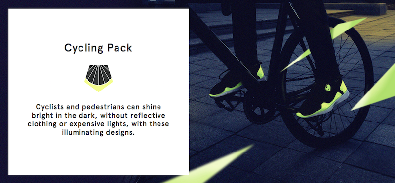 The Shift Sneaker Cycling Pack