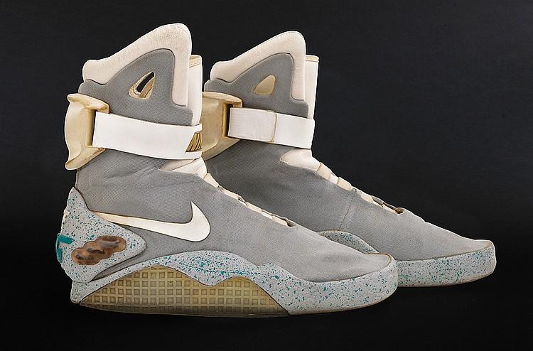 La Nike Mag originale vendue à 84 000 $