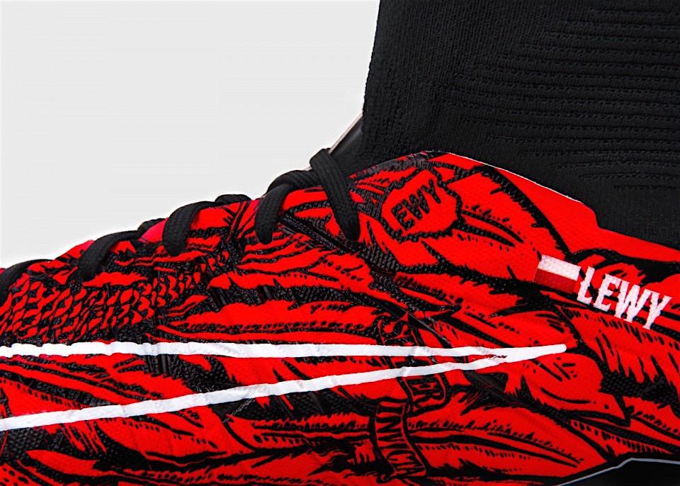 Nike HypervenomII: une chaussure spéciale pour célébrer Robert Lewandowski