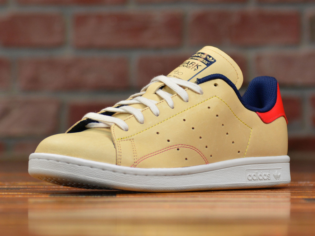 Une Stan Smith unique née de la collaboration Adidas x The Fourness
