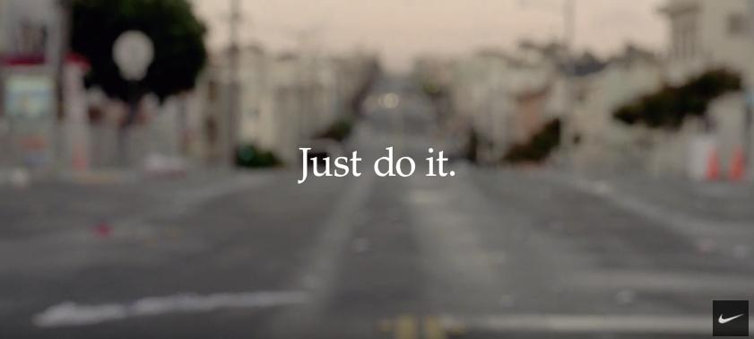 Découvrez la campagne Nike Last